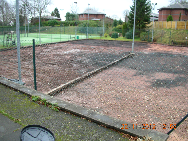 Day 08 Nov 22 Courts laid bare