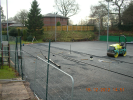 Day 26 Dec 18 Tarmac straight lining