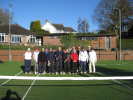 Feb 02 New courts up &  running