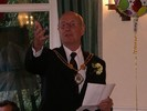 Newcastle under Lyme Mayor John Cooper